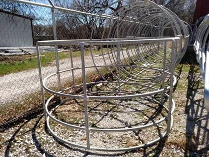 Picture of 4-ring Hay Feeder